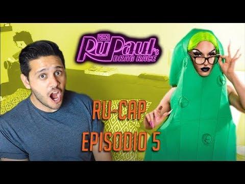 Rupaul's Drag Race 10 Ep. 5 RUCAP! 💅