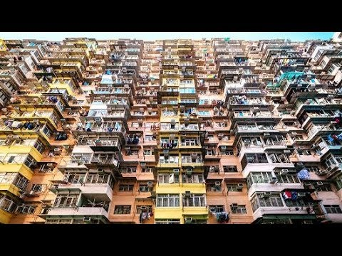 ABANDONED LUXURY APARTMENTS - HONG KONG