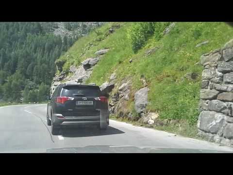 Austria - Grossglockner - From Heiligenblut to Kaiser Franz Josef Hohe (Glacier) - 2015