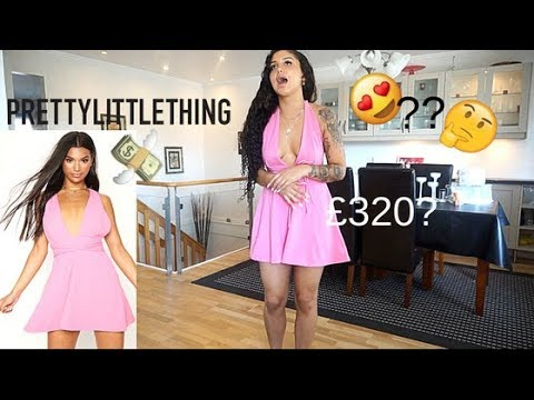 2dfc9d1957d I SPENT £320 ON PRETTYLITTLETHING - TRY ON HAUL   IS IT WORTH IT ...