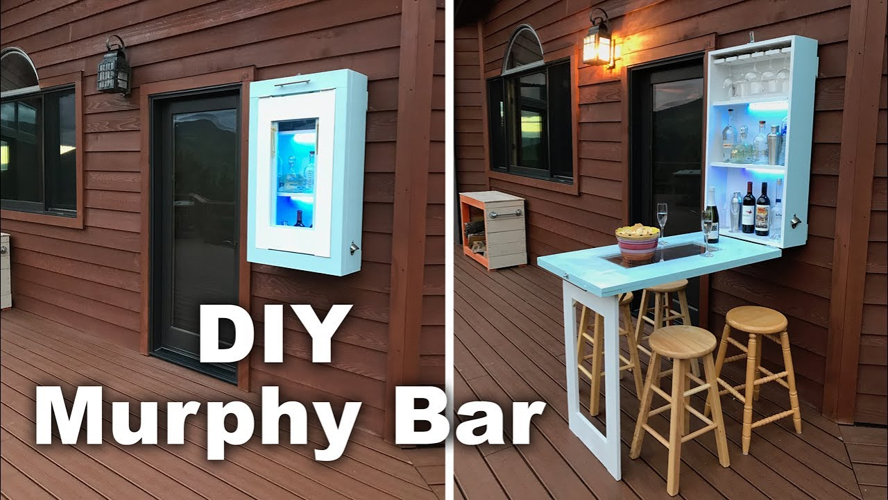 Diy Murphy Bar Youtube
