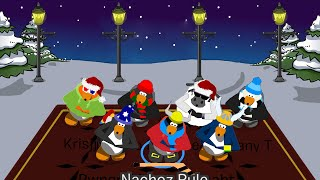 Club Penguin – The Christmas Can-Can (Holiday 2014 CPMV)