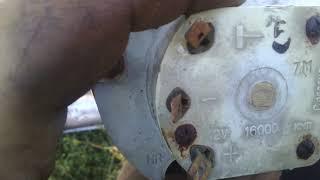 Как подключить тахометр от ваз 2106 на юпитер 5 бсз на дх