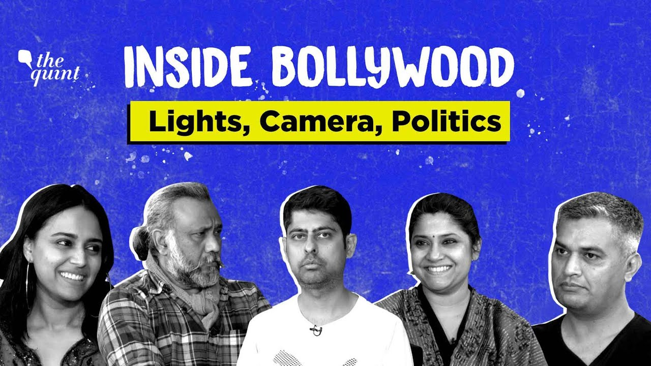 Bollywood's Role in India's Heated Political Environment | The Quint's Films & Po