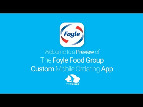 Foyle Food Group - Mobile App Preview FOY2181W