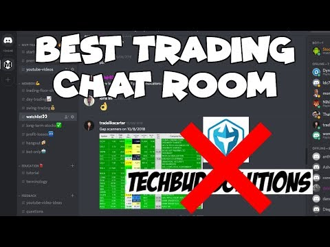 The Best Stock Trading Chat Room! Stock Trading Community