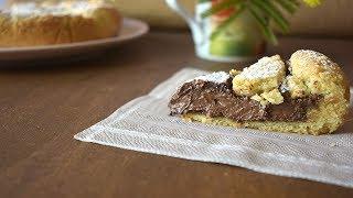 Crostata alla Nutella che rimane morbida   Divertirsi in cucina