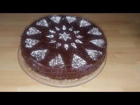 recette-pour-noël-gateau-au-chocolat-moelleux-a-l'orange-//-khadija-channel
