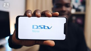 How to WATCH LIVE TV on your Smartphone in 5 STEPS with DSTV Now