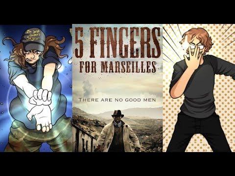 Calvin & Ren : Five Fingers For Marseilles LFF2017