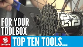 Top 10 Tools To Add To Your Toolbox | Mountain Bike Maintenance