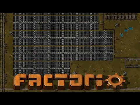 [20] Factorio Season 2 - Solar Arrays  (Let's Play)