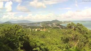 Samui The Jungle Club 2014-12-10 Full Day timelapse