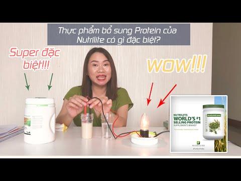 Thực Phẩm Bổ Sung Protein ( Chất đạm ) Của Nutrilite Có Gì đặc Biệt Chia Sẻ Bởi Hoài Nguyễn