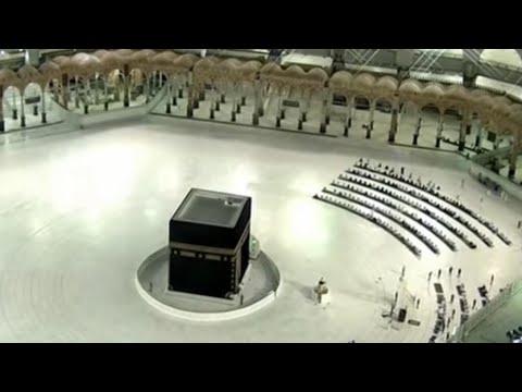 كيف احتفل المسلمون بعيد الفطر في ظل الإجراءات الوقائية الصارمة من فيروس كورونا؟  - 08:59-2020 / 5 / 25