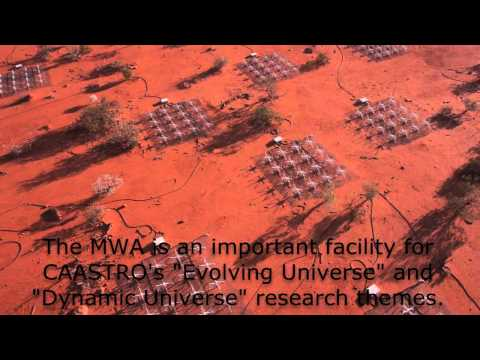 A powerful instrument for exciting science projects: MWA & CAASTRO