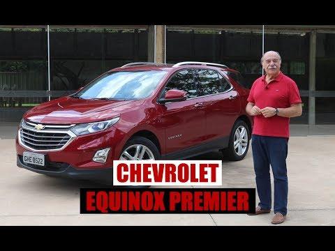 Chevrolet Equinox Premier 2.0 Turbo - Teste com o Emilio