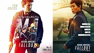 Mission Impossible Fallout, 06, Change of Plan, Soundtrack, Lorne Balfe