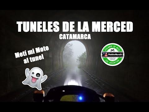 Entrando a los Tuneles de la Merced CATAMARCA