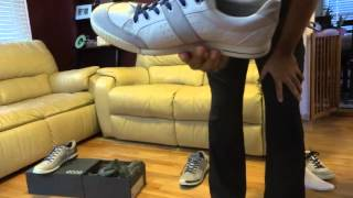 Ecco Biom Hybrid 2 Shoe Unboxing