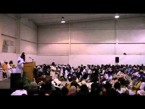 Sunday Service 2014 Commercial