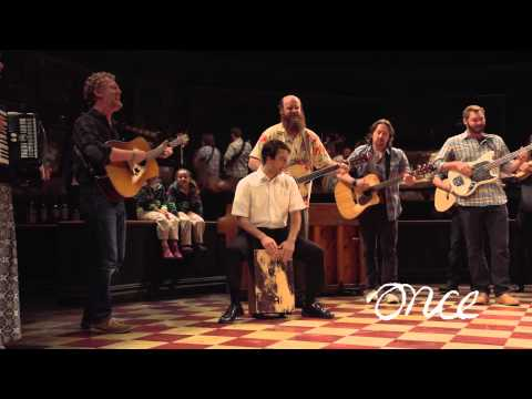 Once Musical Celebrates 1,000th Performance with Glen Hansard