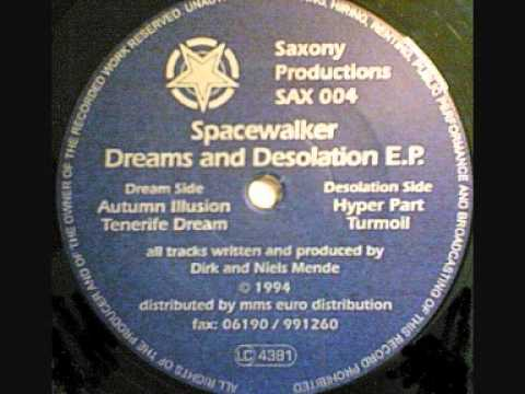 Spacewalker - Autumn Illusion