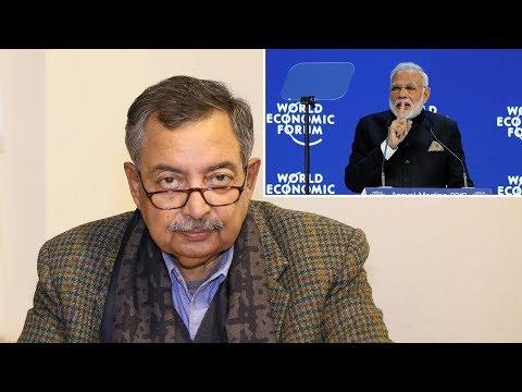 Jan Gan Man Ki Baat, Episode 185: Modi in Davos