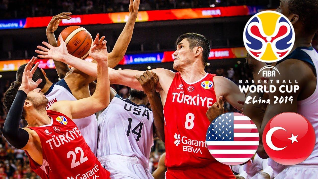 USA 🇺🇸 v Turkey 🇹🇷 - Classic Full Games