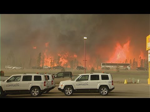 Indigenous communities neglected during Fort McMurray fire: report