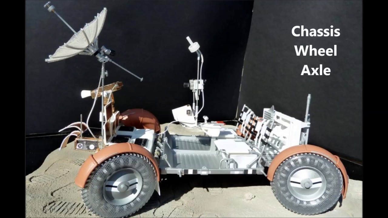 moon buggy design project lesson introduction - YouTube