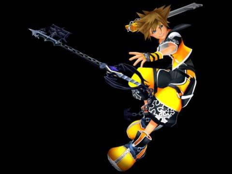 Master Form Sora - Kingdom Hearts HD 2.5 Remix - YouTube
