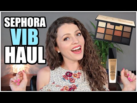 SEPHORA HAUL | APRIL 2017