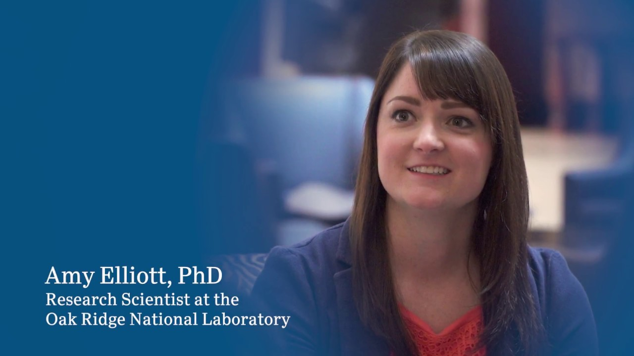 Amy Elliott - Leader in Additive Manufacturing