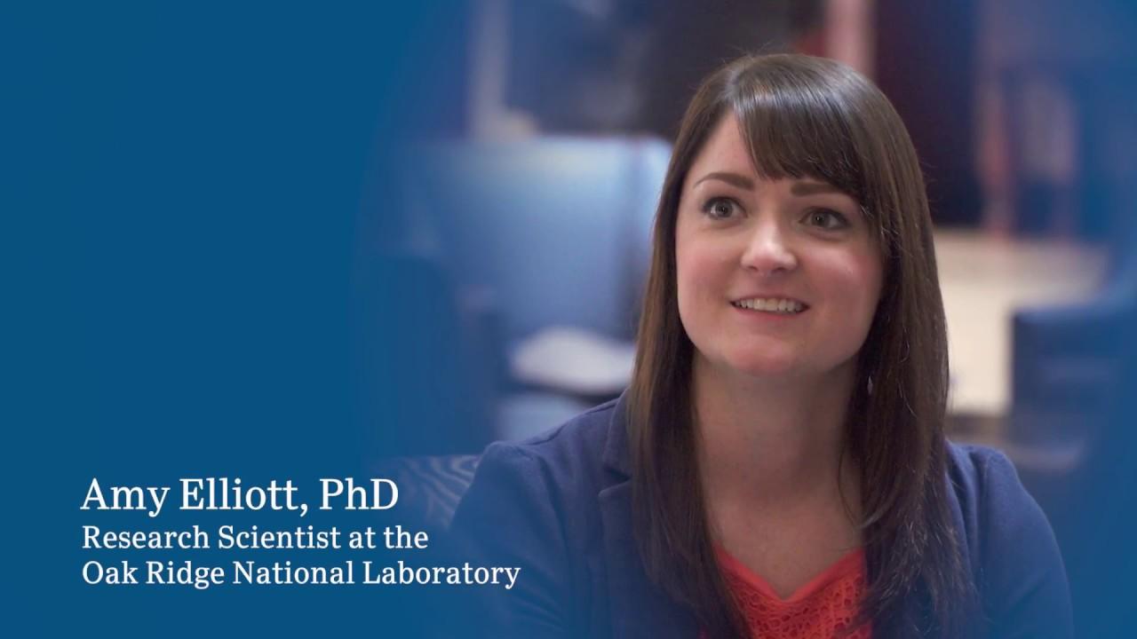 Amy Elliott - Leader in Additive Manufacturing