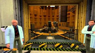 Black Mesa: Source Playthrough Part 1 1080p