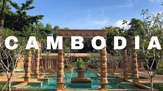 Travel Vlog   Siem Reap, Cambodia