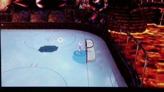 Mario and Sonic at the Winter Olympic games: Dream Ice Hockey part 1