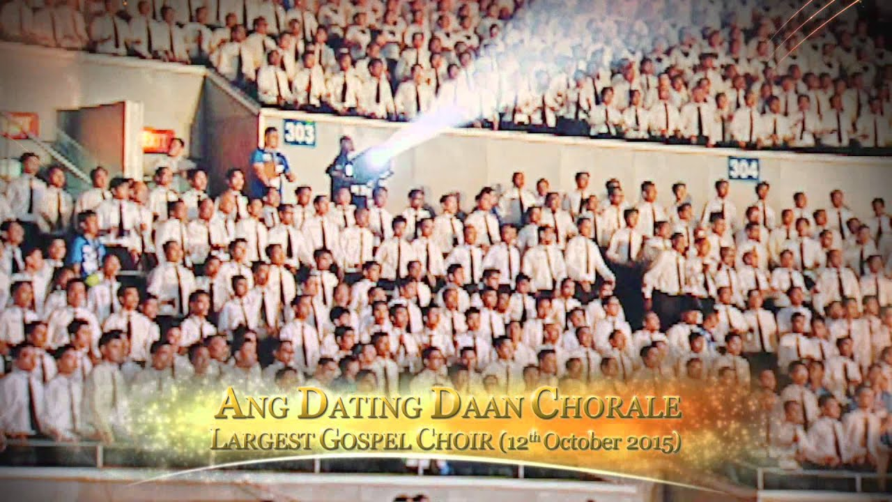 ang dating daan chorale and alleluia