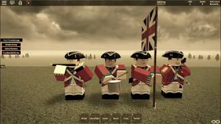 British Grenadier Roblox +1 Personnel [Fife And Drum]
