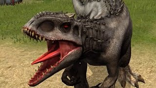 Jurassic World: The Game - Indominus Rex [Hybrid]