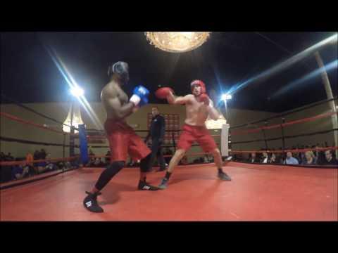 AFN #31 Full Boxing Fight - Dylan Azulay vs Monty Morrison | Sports Instigator