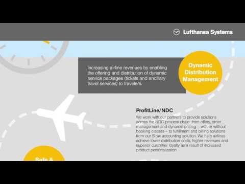 Lufthansa Systems  the right IT partner to help airlines go digital