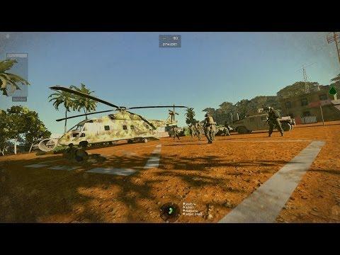 LÁNGOLÓ AFRIKA!! - a Paladin művelet #10 -Logisztika // Operation PALADIN