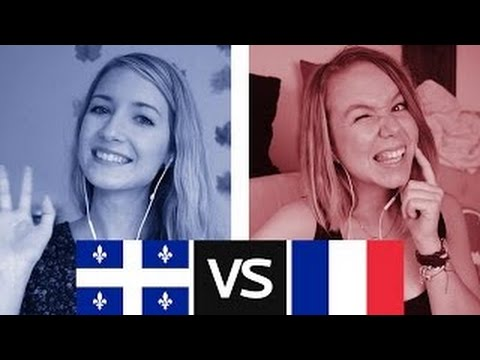 Differences Between Quebec French VS France French