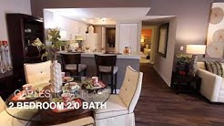 Gables Boca Place 2 Bedroom Walkthrough