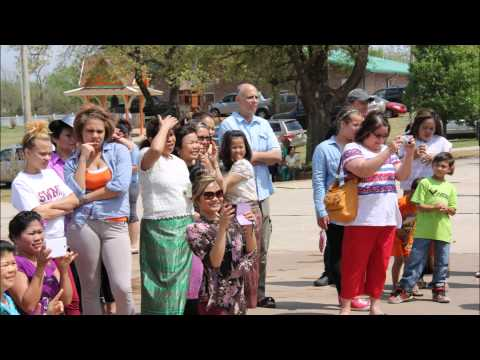 Activities pictures at WAT SANGHARATTANARAM of the year 2014