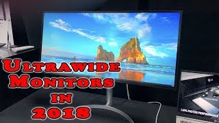 Best Ultrawide Monitors in 2018   Top 5