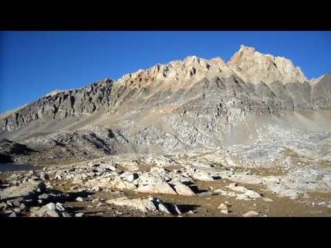 Sierra Nevada - Climbing Mt. Humphreys Regular Route