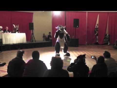 AZ Fur Con Dance Competition - Lamarr